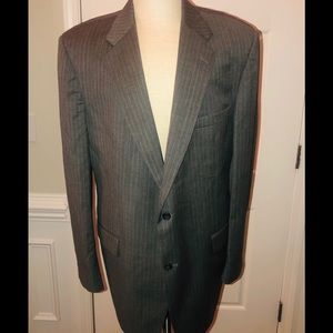 Bill Blass Premier  Pinstripe Sports Coat Jacket